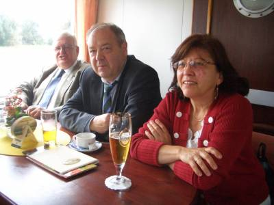 Besuch in Magdeburg -